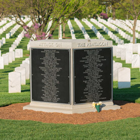 9/11 Memorial at Arlington National Cemetery