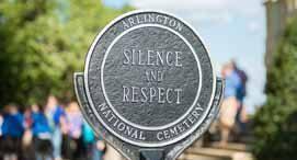 Silence and Respect at Arlington