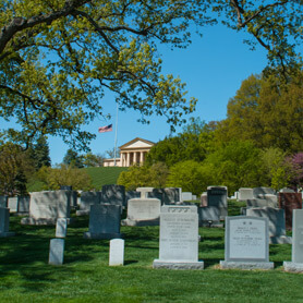 Interactive Arlington National Cemetery Map With 360 Street View